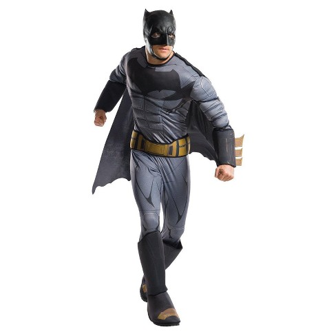 Justice League Batman Men's Deluxe Costume - image 1 of 1