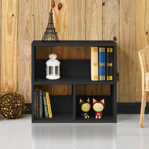 Way Basics Eco Friendly Collins Cubby Bookshelf And Storage Organizer