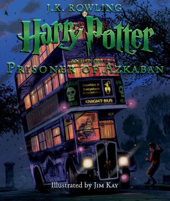 Harry Potter and the Prisoner of Azkaban (Hardcover)(J. K. Rowling)