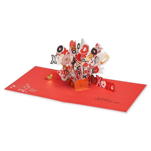 Valentine's Day Greeting Card - image 1 of 4