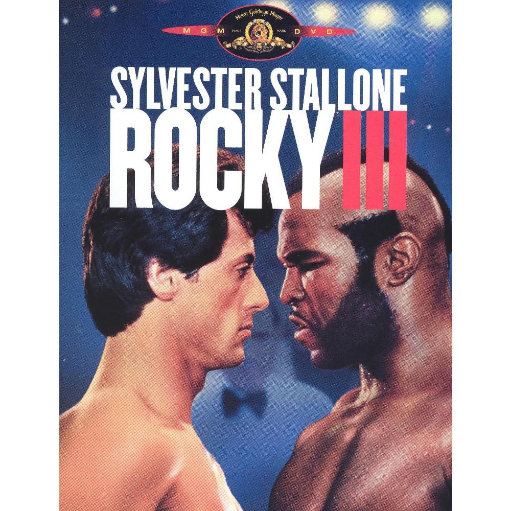 Rocky Iii Dvd