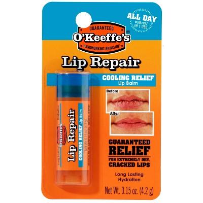 Okeefes lip repair