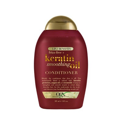 OGX Extra Strength Keratin Strengthening and Smooth Conditioner - 13 fl oz