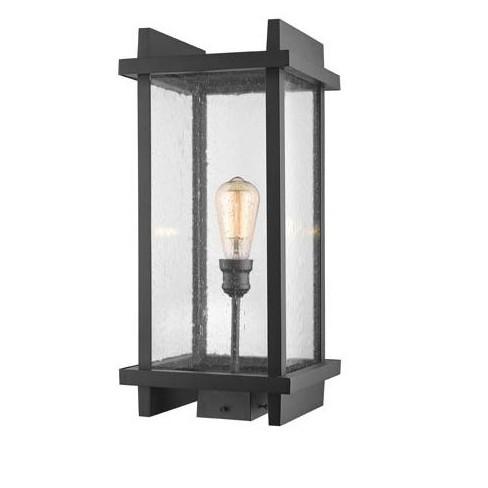 "Z-Lite 565PHBS Fallow Single Light 21-7/8"" Tall Outdoor Single Head Post Light - image 1 of 1"