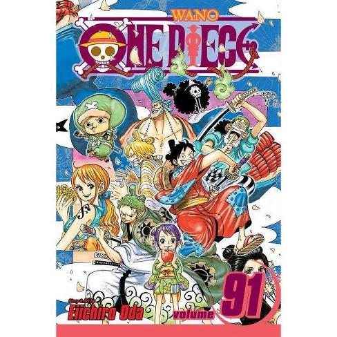 One Piece, Vol. 91 - by  Eiichiro Oda (Paperback) - image 1 of 1