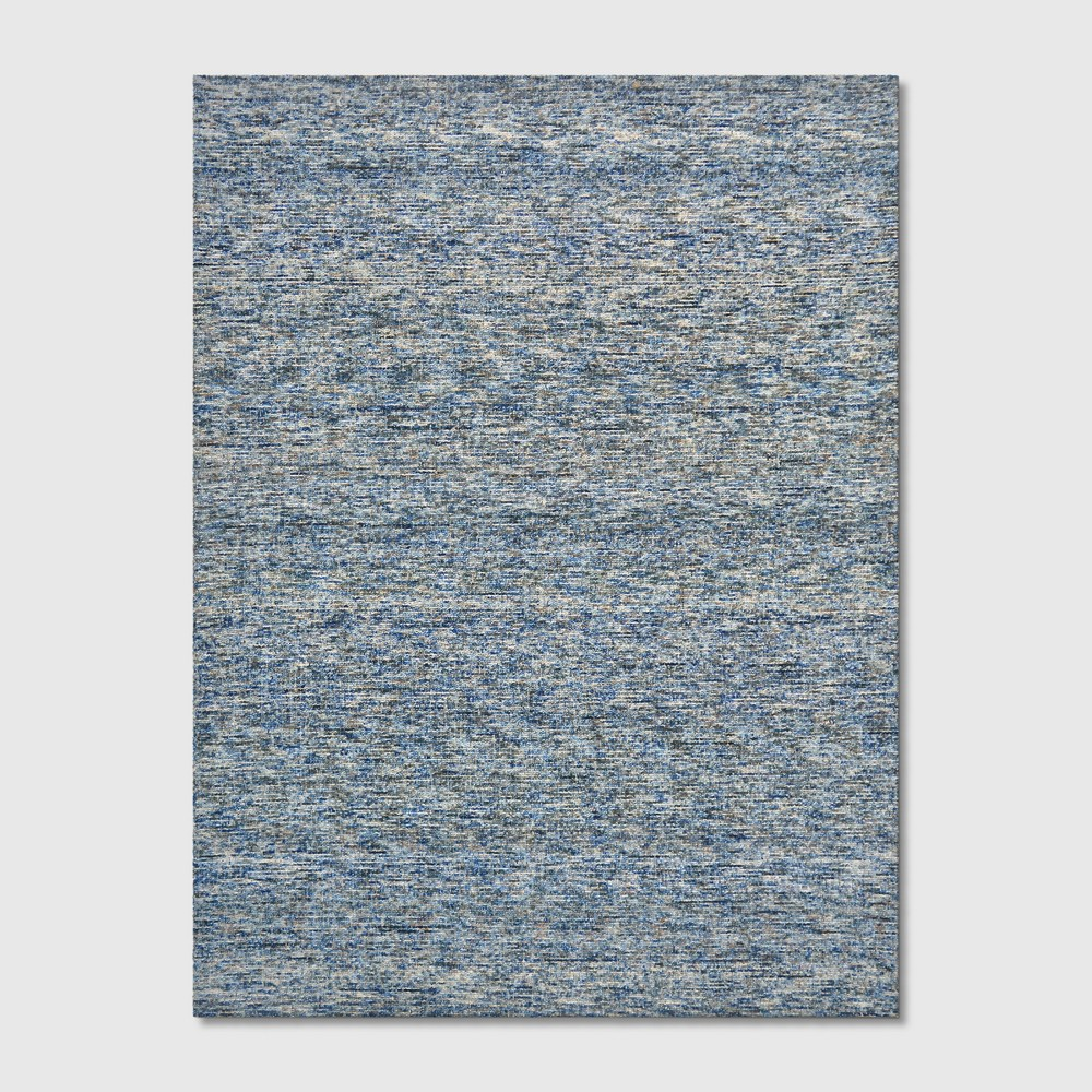 9'X12' Tie Dye Design Tufted Area Rugs Blue - Project 62