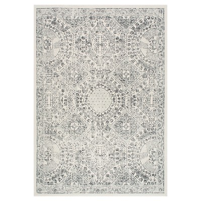 Sterling Gray Solid Loomed Area Rug - (8'x10')- nuLOOM