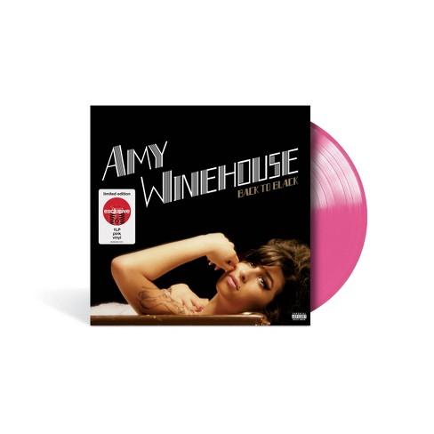 Amy Winehouse - Back To Black [Explicit Lyrics] (Target Exclusive, Vinyl) - image 1 of 1