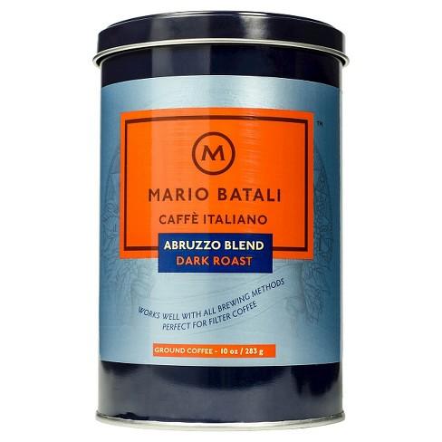 san francisco 6d8ac 6868c Mario Batali® Caffè Italiano Abruzzo Blend Dark Roast Ground Coffee - 10oz