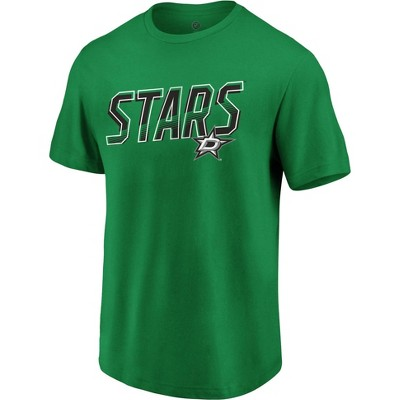 NHL Dallas Stars Men's Engage Horizon Short Sleeve T-Shirt - L
