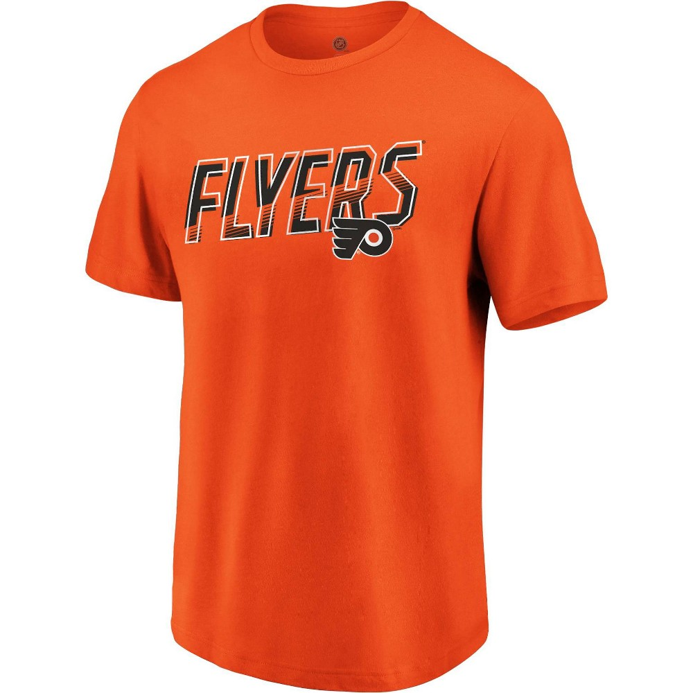 Nhl Philadelphia Flyers Men 39 S Engage Horizon Short Sleeve T Shirt S