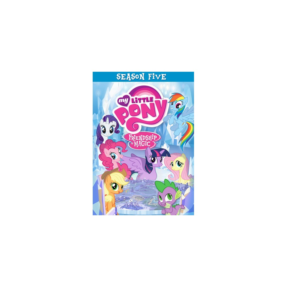 My Little Pony:Friendship Is Mag Ssn5 (Dvd)