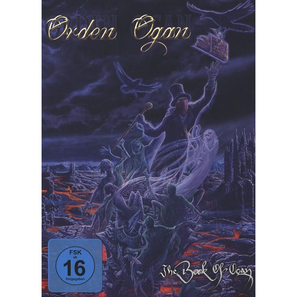 Orden Ogan - Book Of Ogan (CD)