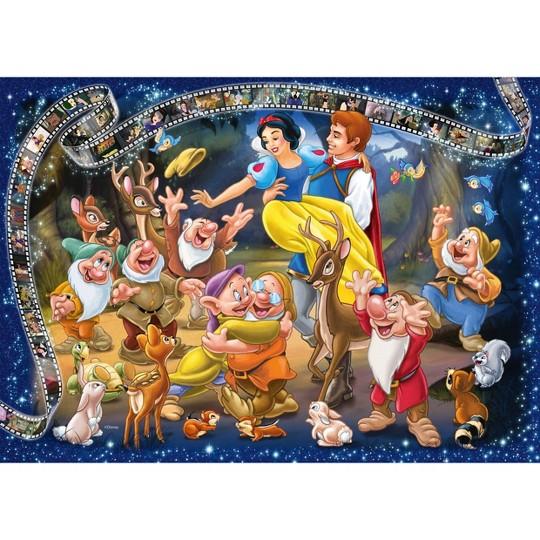 Ravensburger Disney Snow White Puzzle 1000pc, Adult Unisex image number null