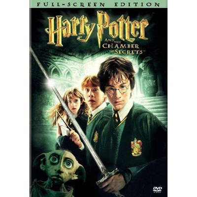 Harry Potter And The Chamber Of Secrets (DVD)(2003)