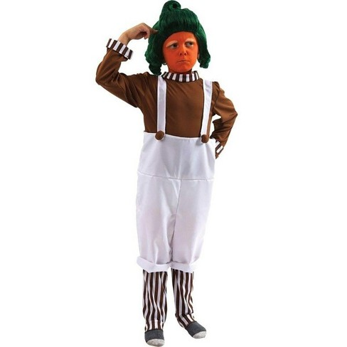 Orion Costumes Chocolate-Factory Worker Child Costume - image 1 of 1