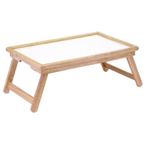 Breakfast Tray with Notched Handle - image 1 of 4