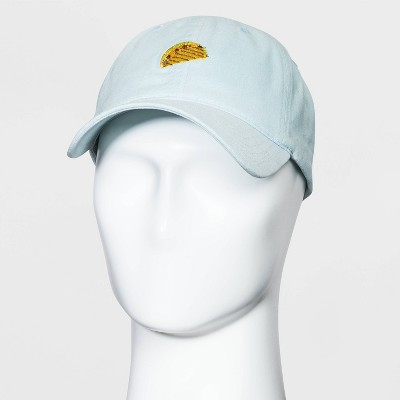 Men's Concept One Taco Dad Baseball Cap - Blue One Size