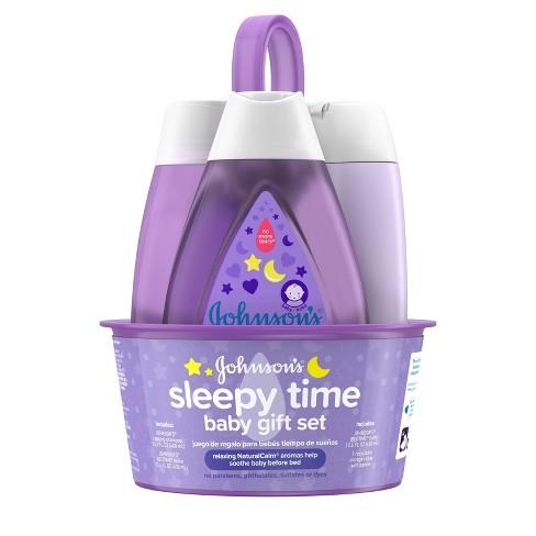 Johnson's Sleepy Time Baby Gift Set - image 1 of 4