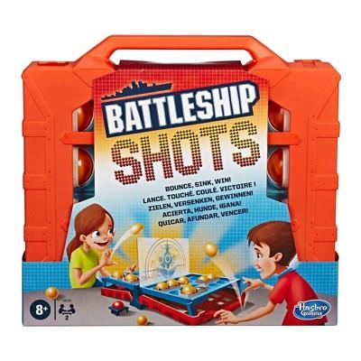 Battleship Shots Game Strategy Ball-Bouncing Game