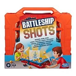 Battleship Shots Game Strategy Ball-Bouncing Game, Kids Unisex