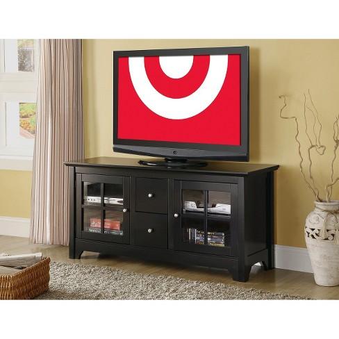 Solid Wood Tv Stand 52 Saracina Home Target