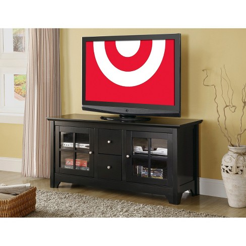 Solid Wood Tv Stand 52 Saracina Home Target