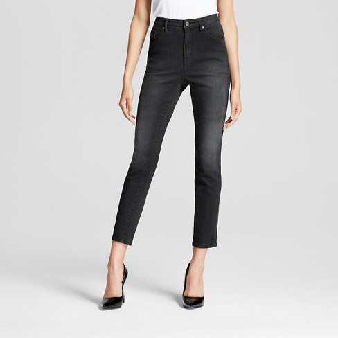 Women's High Rise Skinny Jean - Mossimo™ - image 1 of 6
