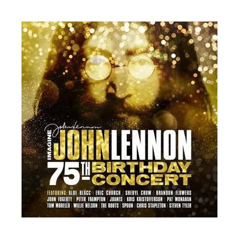 Various - Imagine: John Lennon 75th Birthday Concert (CD) - image 1 of 1