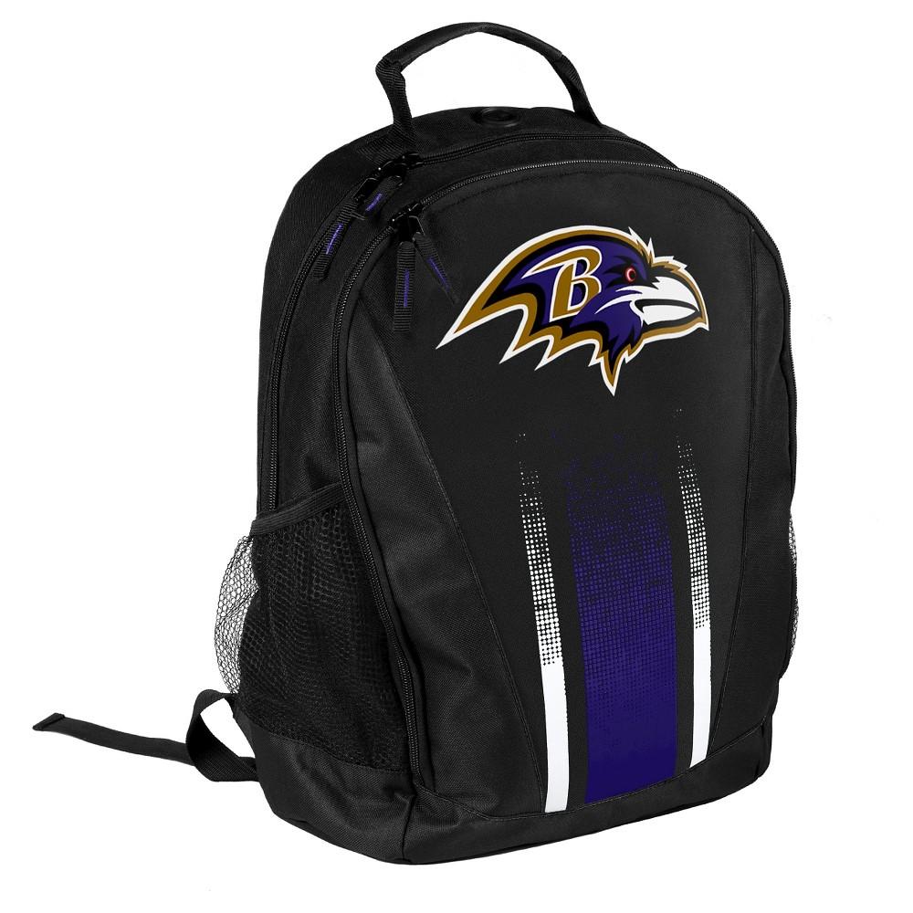 Forever Collectibles 13 NFL Prime Backpack - Baltimore Ravens