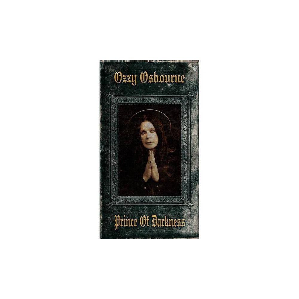 Ozzy Osbourne - Prince of Darkness (CD) Reviews