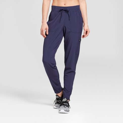 "Women's Woven Train Mid-Rise Pants 29"" - C9 Champion® - image 1 of 4"