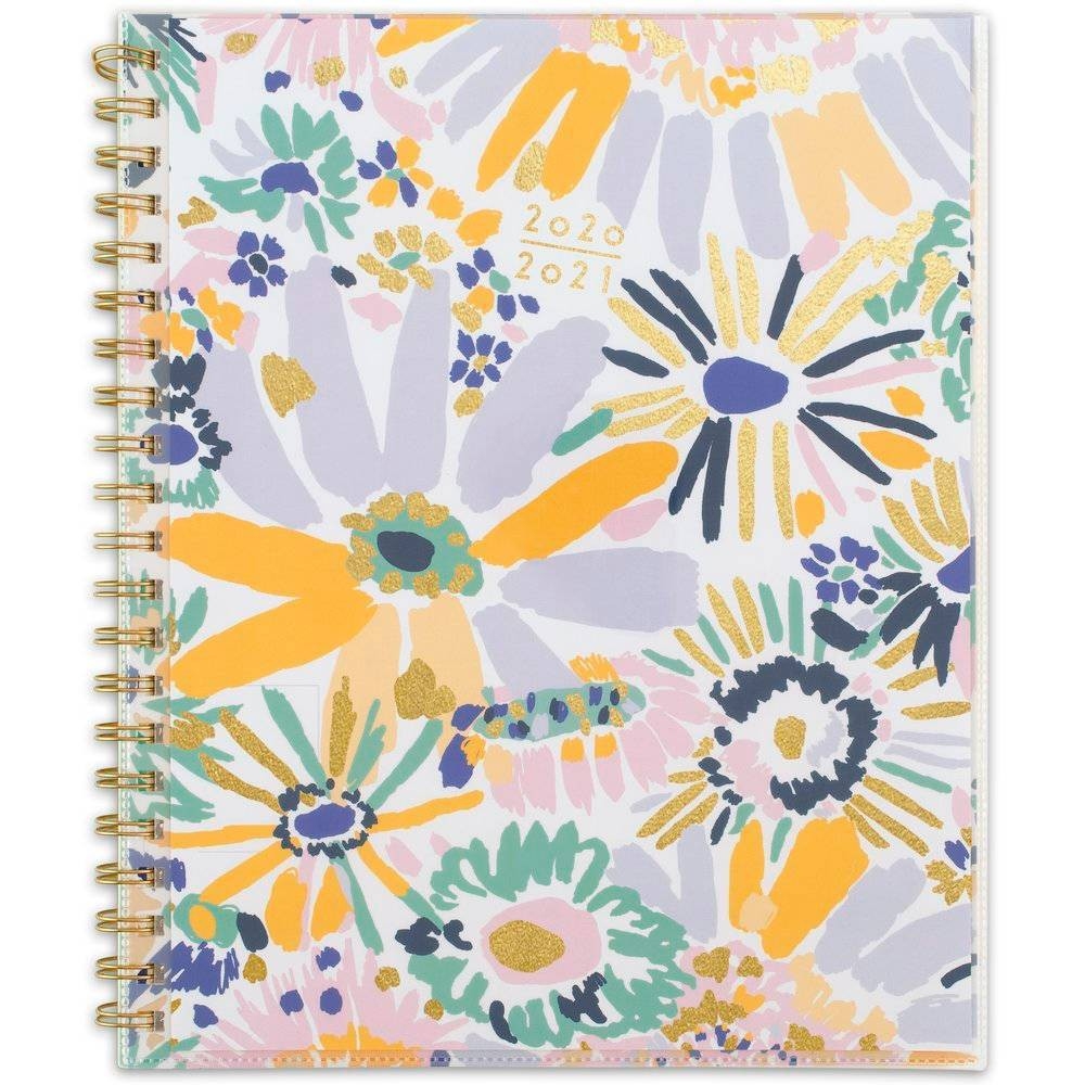 "Image of ""2020-21 Academic Planner 8.5"""" x 11"""" Blooming - Lillian Farag"""