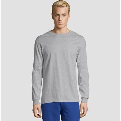 Hanes Men's Long Sleeve Beefy T-Shirt