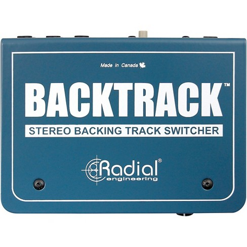 Radial Engineering Backtrack, Stereo Audio Switcher - image 1 of 5