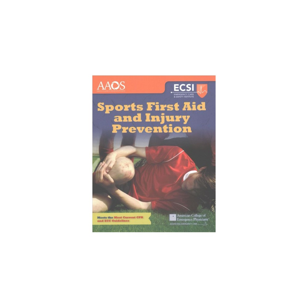 Sports First Aid and Injury Prevention (Paperback) (Ronald P. Pfeiffer & Alton Thygerson & Nicholas F.