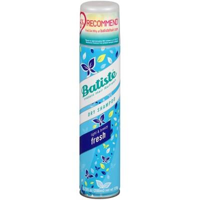 Dry Shampoo: Batiste Fresh