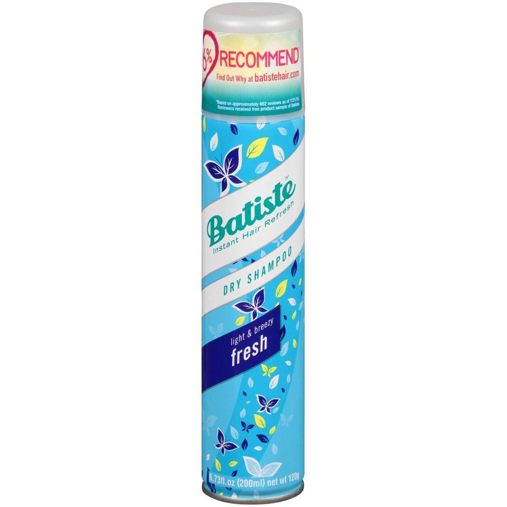 Image of Batiste Light & Breezy Fresh Dry Shampoo - 6.73 fl oz