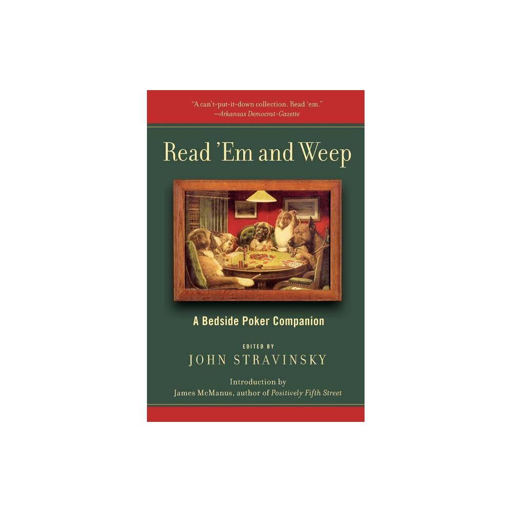 Read Em And Weep By John Stravinsky Paperback