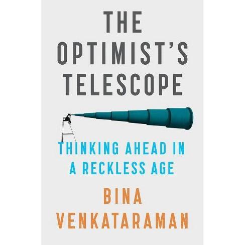 The Optimist's Telescope - by  Bina Venkataraman (Hardcover) - image 1 of 1
