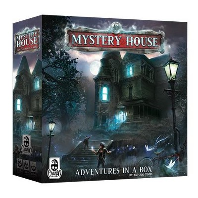 Mystery House - Adventures in a Box Board Game