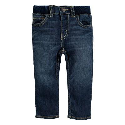 Levi's® Baby Boys' Skinny Fit Jeans - Jailhouse Rock Wash 3M