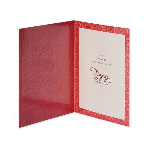 Christmas Cheer Christmas Gift Card Holder Target