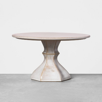 Ceramic Cake Stand Large - Hearth & Hand™ with Magnolia