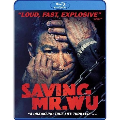 Saving Mr. Wu (Blu-ray) - image 1 of 1