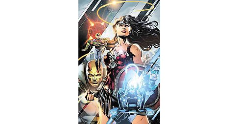 Justice League Darkseid War : Power of the Gods (Hardcover) (Peter J. Tomasi) - image 1 of 1