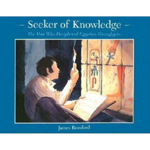 Seeker of Knowledge - (Rise and Shine) by  James Rumford (Paperback) - image 1 of 1