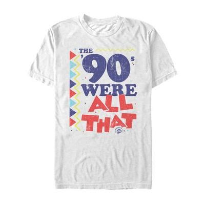Women's All That 90's Nostalgia T-Shirt