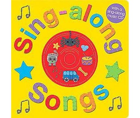 Sing-Along Songs (Hardcover) - image 1 of 1