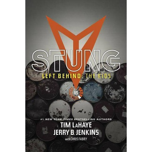 Stung - (Left Behind: The Kids Collection) by  Jerry B Jenkins & Tim LaHaye (Paperback) - image 1 of 1